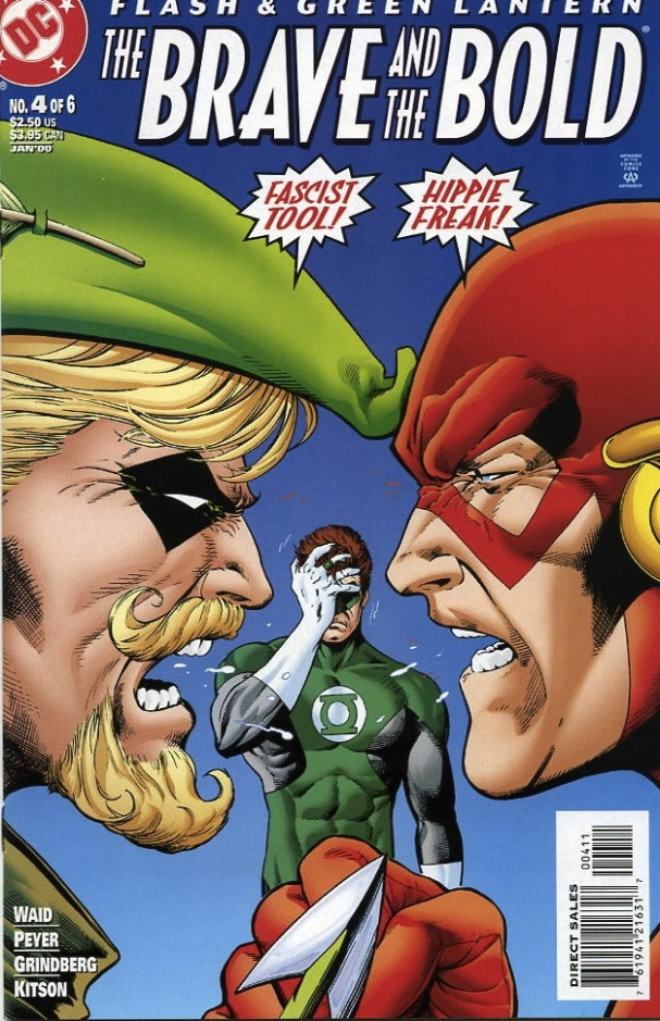 The Flash and Green Arrow - Brave and the Bold #4 of 6