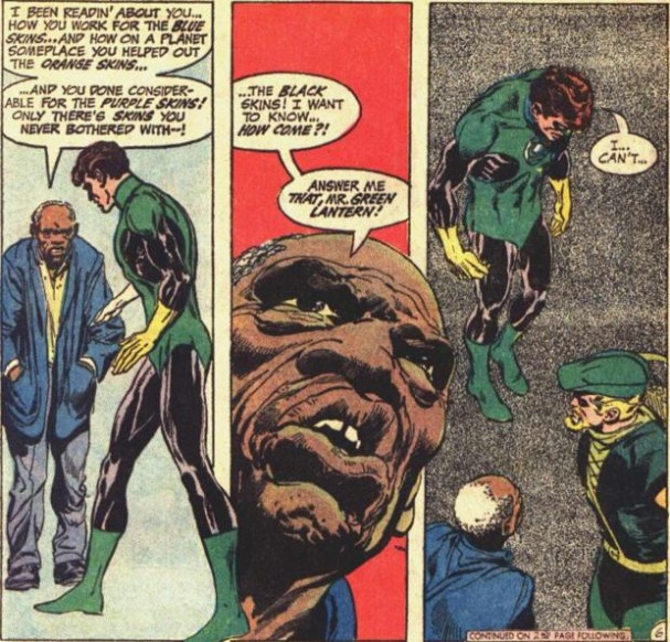 Green Lantern/Green Arrow #76 - Denny O'Neil and Neal Adams