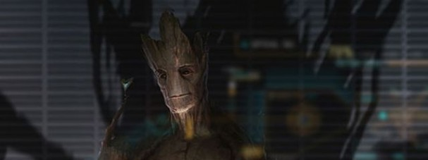 Groot concept art - Guardians of the Galaxy