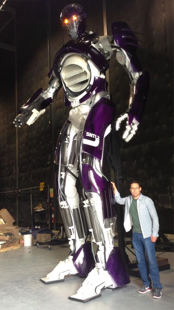Bryan Singer and a Sentinel