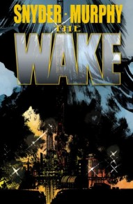 The Wake #3 cover