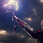 Thor: The Dark World - Lightning hammer