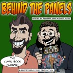Behind the Panels - Cover Art - Issue 72 - R.I.P.D.