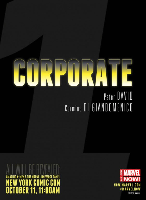 CORPORATE (Marvel Now)