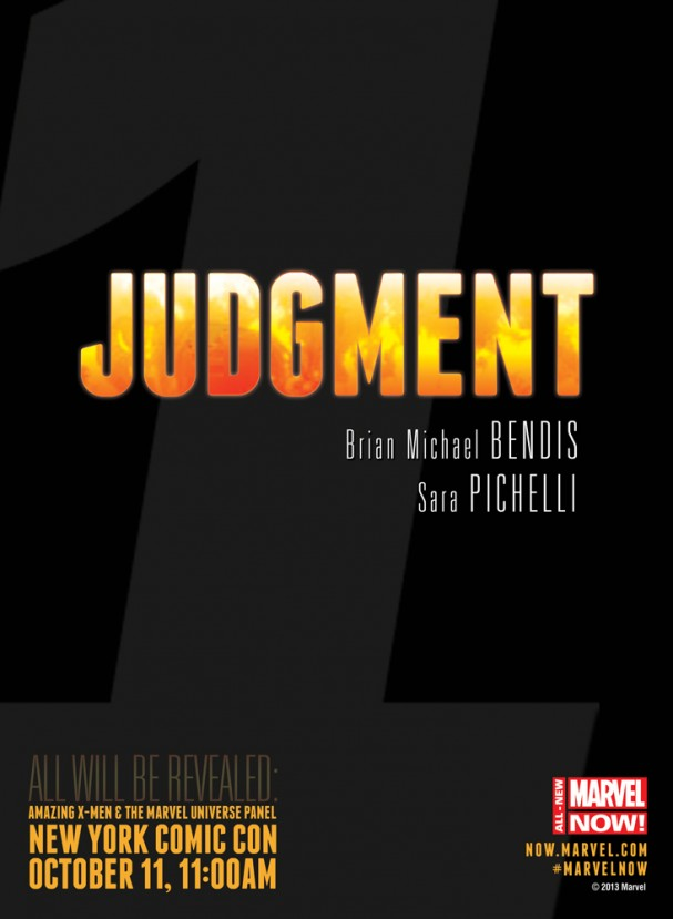 JUDGMENT (Marvel Now)