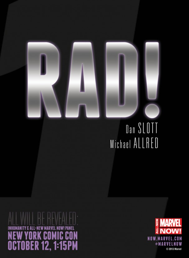 RAD! (Marvel Now)