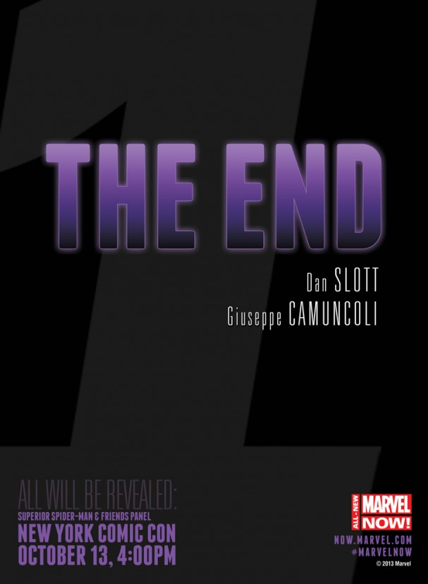 THE END (Marvel Now)