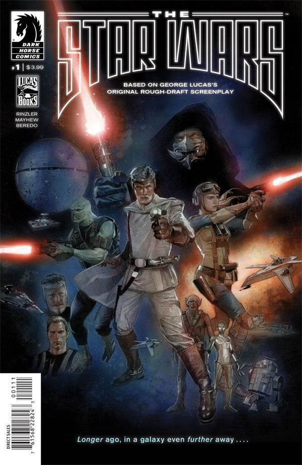 The Star Wars #1 (Dark Horse) cover