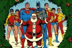 Christmas with the Superheroes