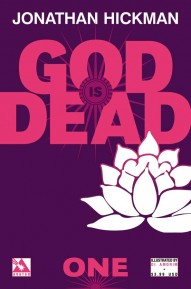 God is Dead #1 cover