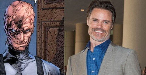 Dylan Neal/Ivo (Arrow)