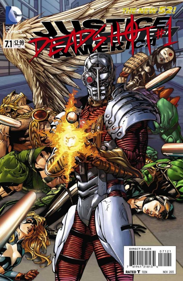 Justice League of America #7.1 - Deadshot