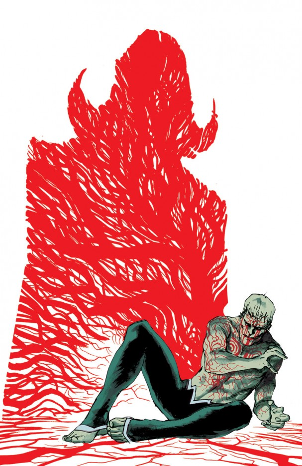 Animal Man #24 (DC Comics) - Artist: Rafael Albuquerque