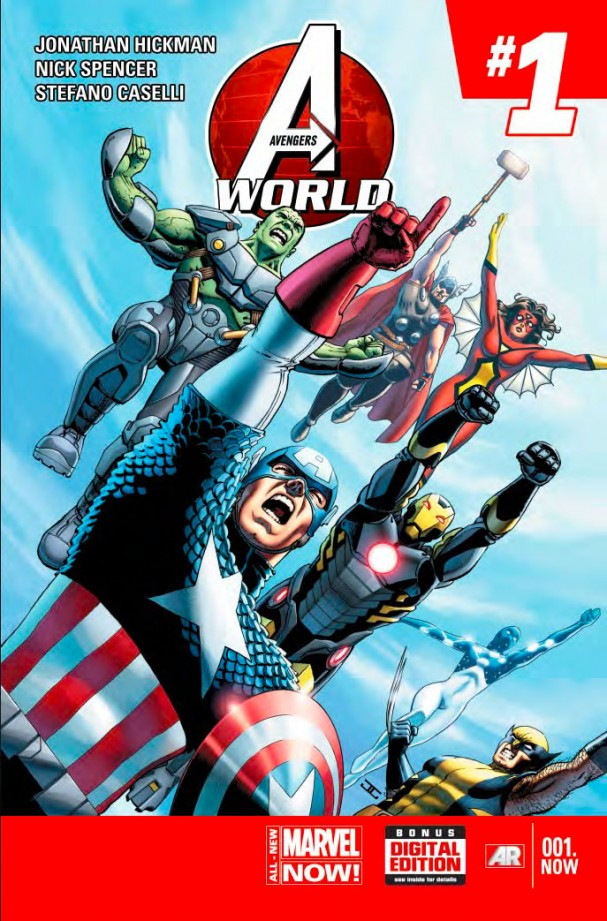 Avengers World #1 - All-New Marvel Now
