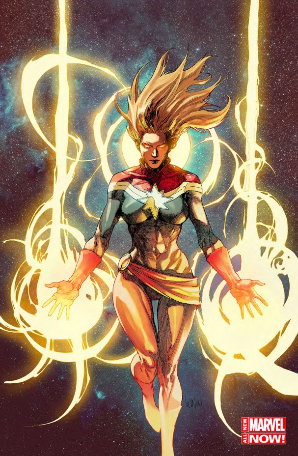 Captain Marvel #1 - All-New Marvel Now