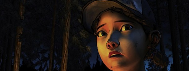 The Walking Dead Season 2 (Telltale Games) - Clementine Campfire