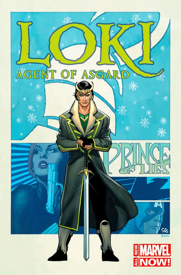Loki: Agent of Asgard #1 - All-New Marvel Now