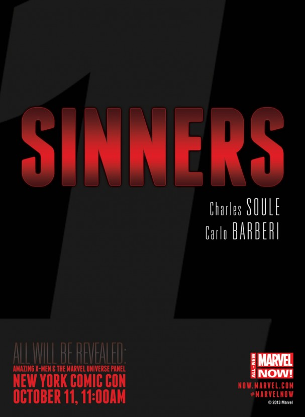 SINNERS (Marvel Now)