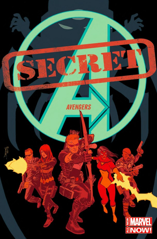 Secret Avengers #1 - All-New Marvel Now