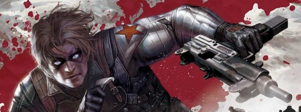 Winter Soldier: Bitter March #1 Variant Cover