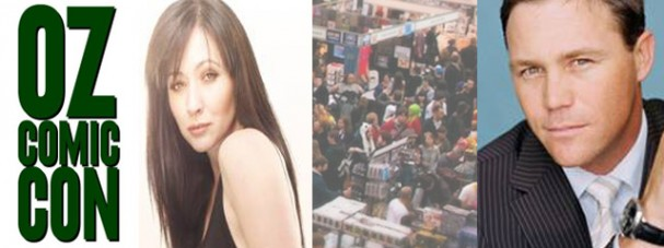 Oz Comic Con 2014 Shannen Doherty And Brian Krause Join
