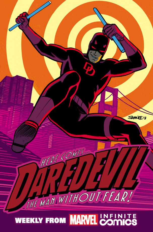 Daredevil: Road Warrior (Marvel)