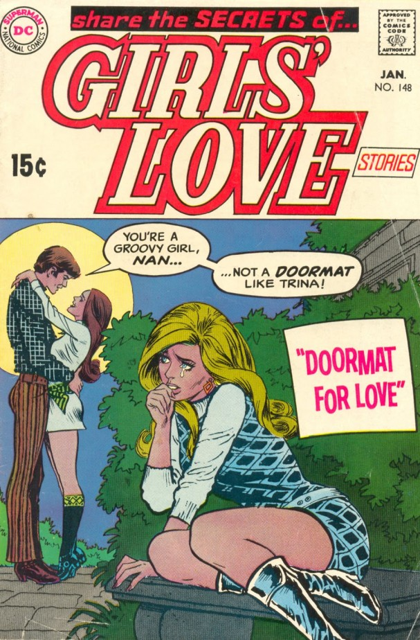 Girls' Love Stories #148 - Artist: Nick Cardy