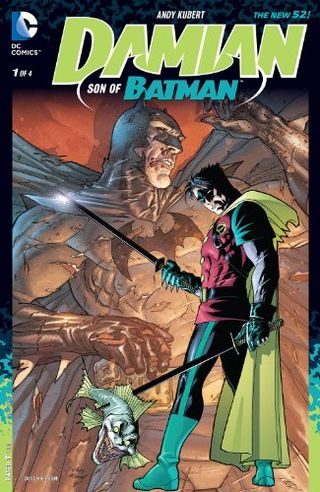Damian: Son of Batman #1 (DC Comics)