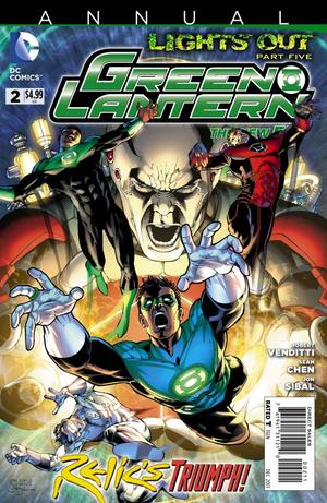 Green Lantern Annual #2 (DC Comics)
