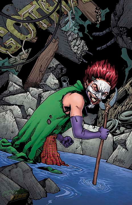 Joker's Daughter #1 (DC Comics) (2014)