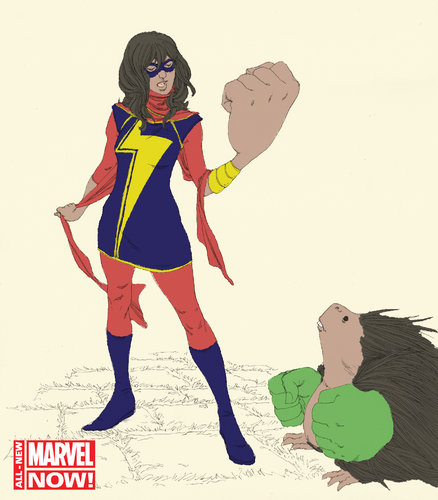 Ms. Marvel (All New Marvel NOW!)