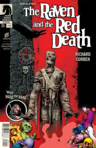 Edgar Allen Poe's The Raven and the Red Death (Dark Horse)