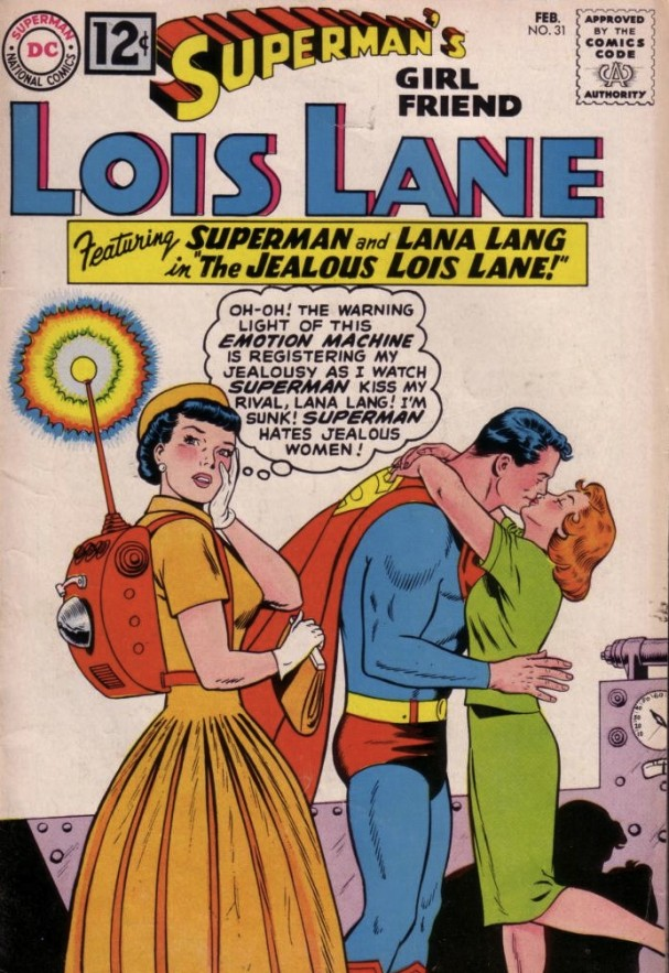 Superman's Girlfriend Lois Lane #31