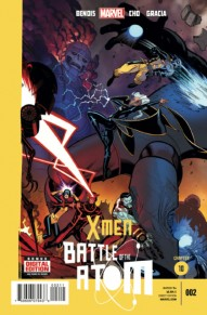 X-Men: Battle of the Atom #2 (Marvel)
