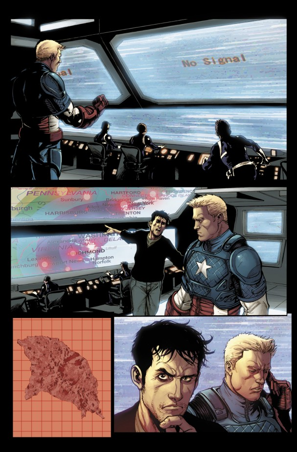 Avengers World #1 Preview 1