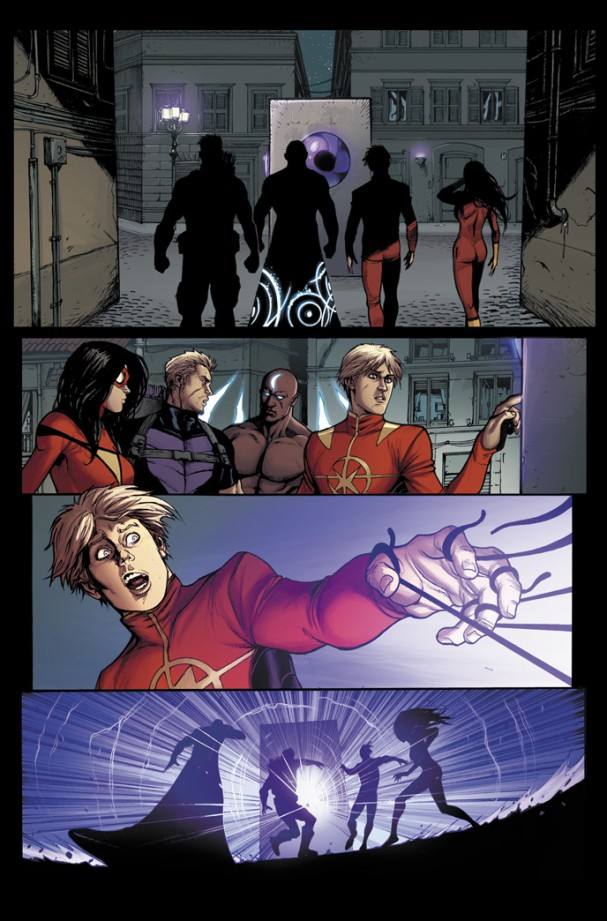 Avengers World #1 Preview 3