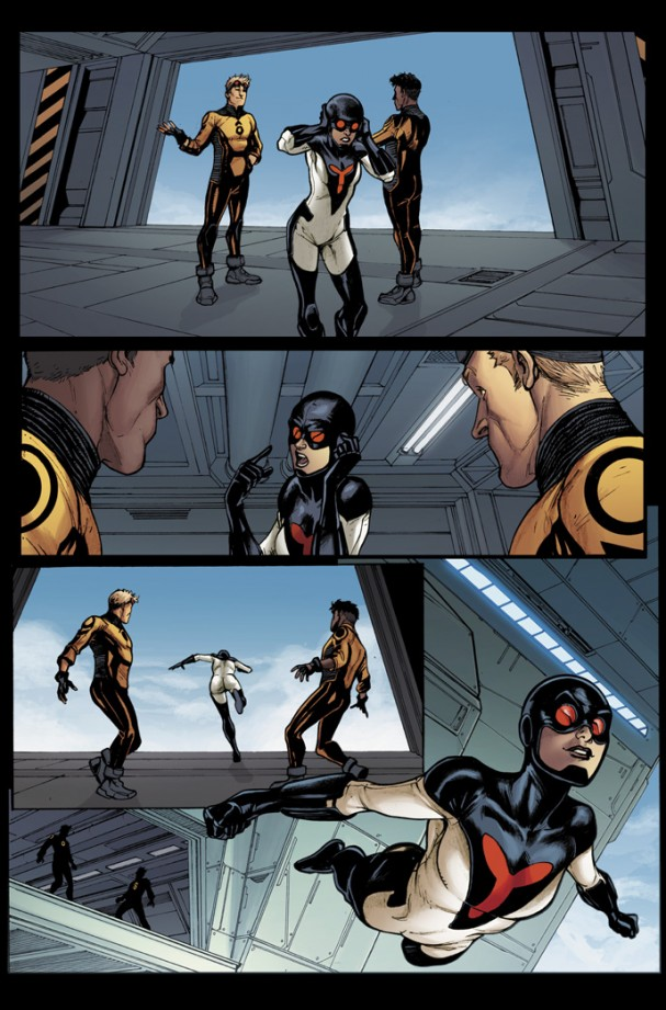 Avengers World #1 Preview 4