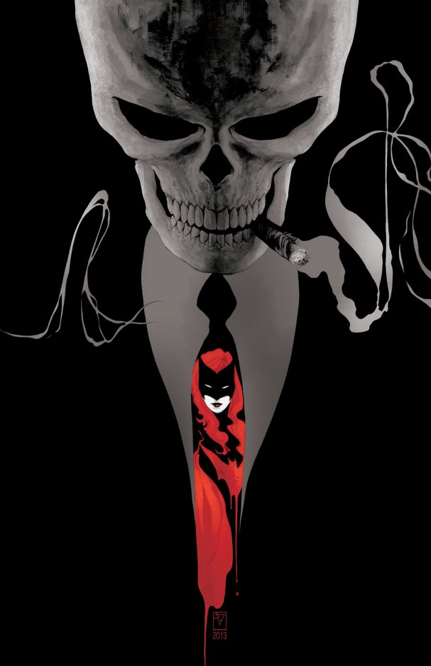 Batwoman #25 (DC Comics) - Artist: J.H. Williams III