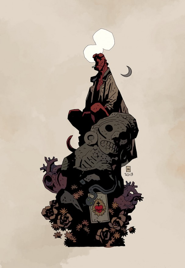 Dark Horse Presents #31 (Dark Horse) - Artist: Mike Mignola