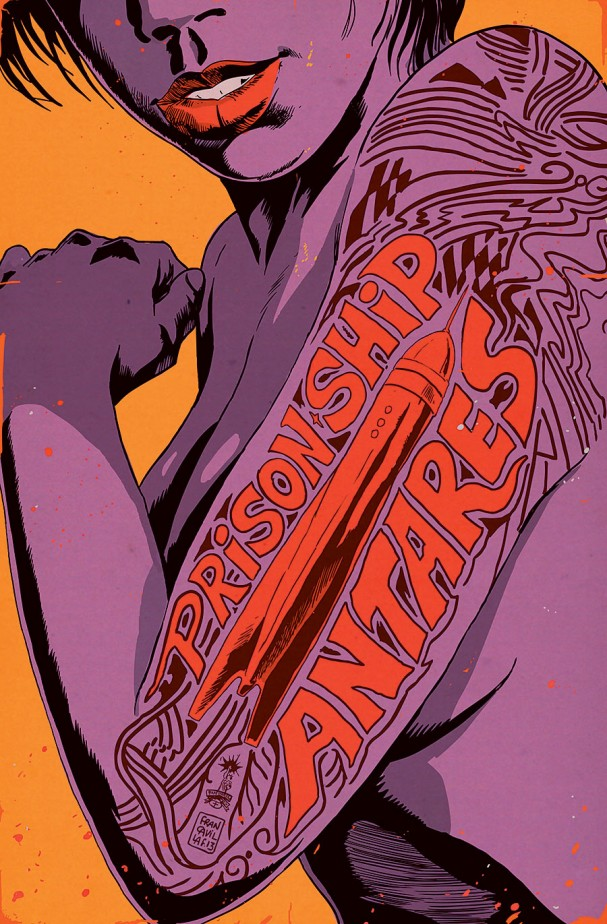 Grindhouse: Doors Open at Midnight #3 (Dark Horse) - Artist: Francesco Francavilla