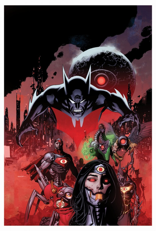 The New 52: Futures End (Five Years Later)