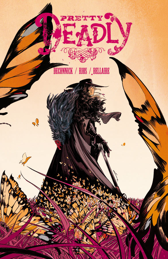 Pretty Deadly #2 (Image Comics) - Artist: Emma Ríos