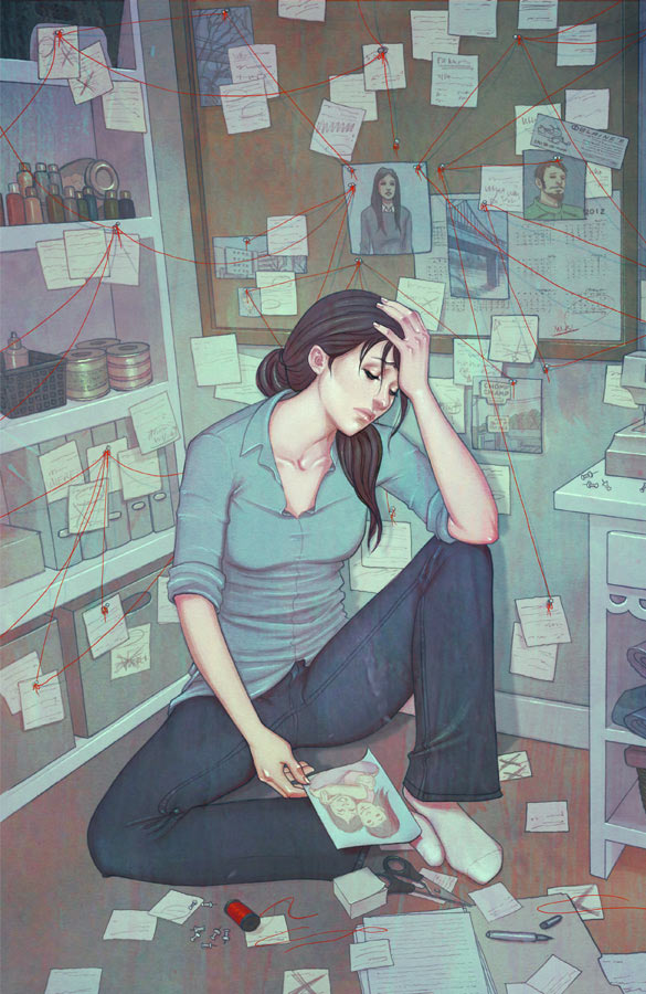 Revival #15 (Image Comics) - Artists: Jenny Frison