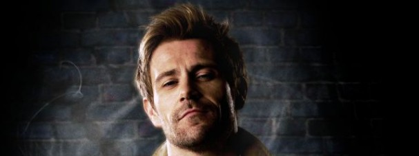 Matt Ryan as Constantine (Official)