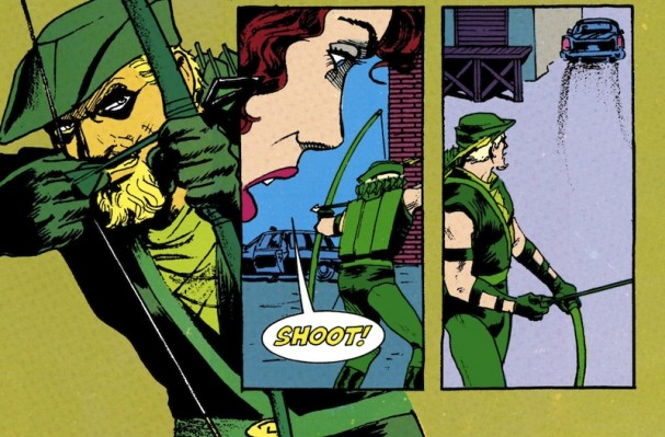 Green Arrow: The Wonder Year #4 (1993)