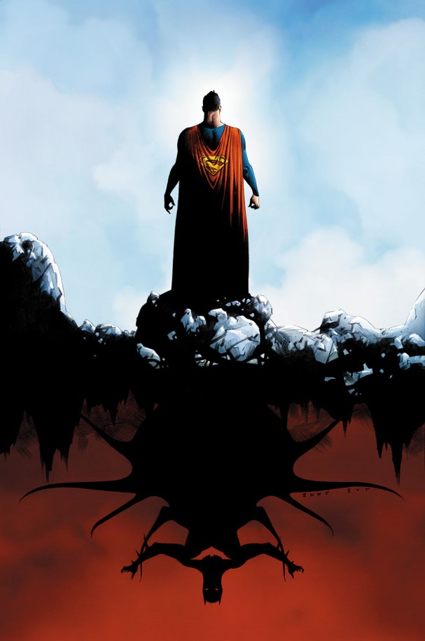Batman/Superman #12 (DC Comics) – Artist: Jae Lee