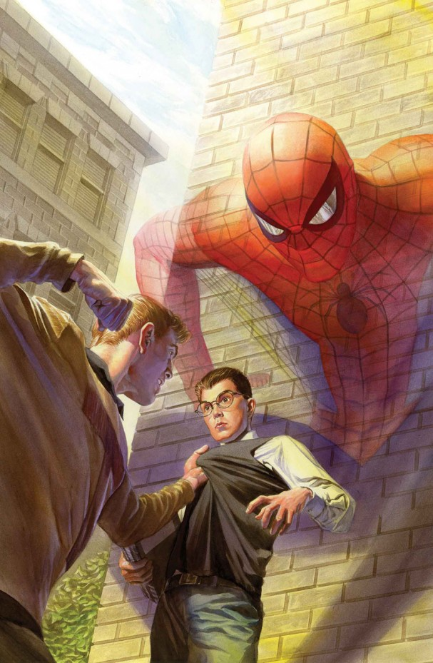 Amazing Spider-Man #1.2 (Marvel) - Artist: Alex Ross