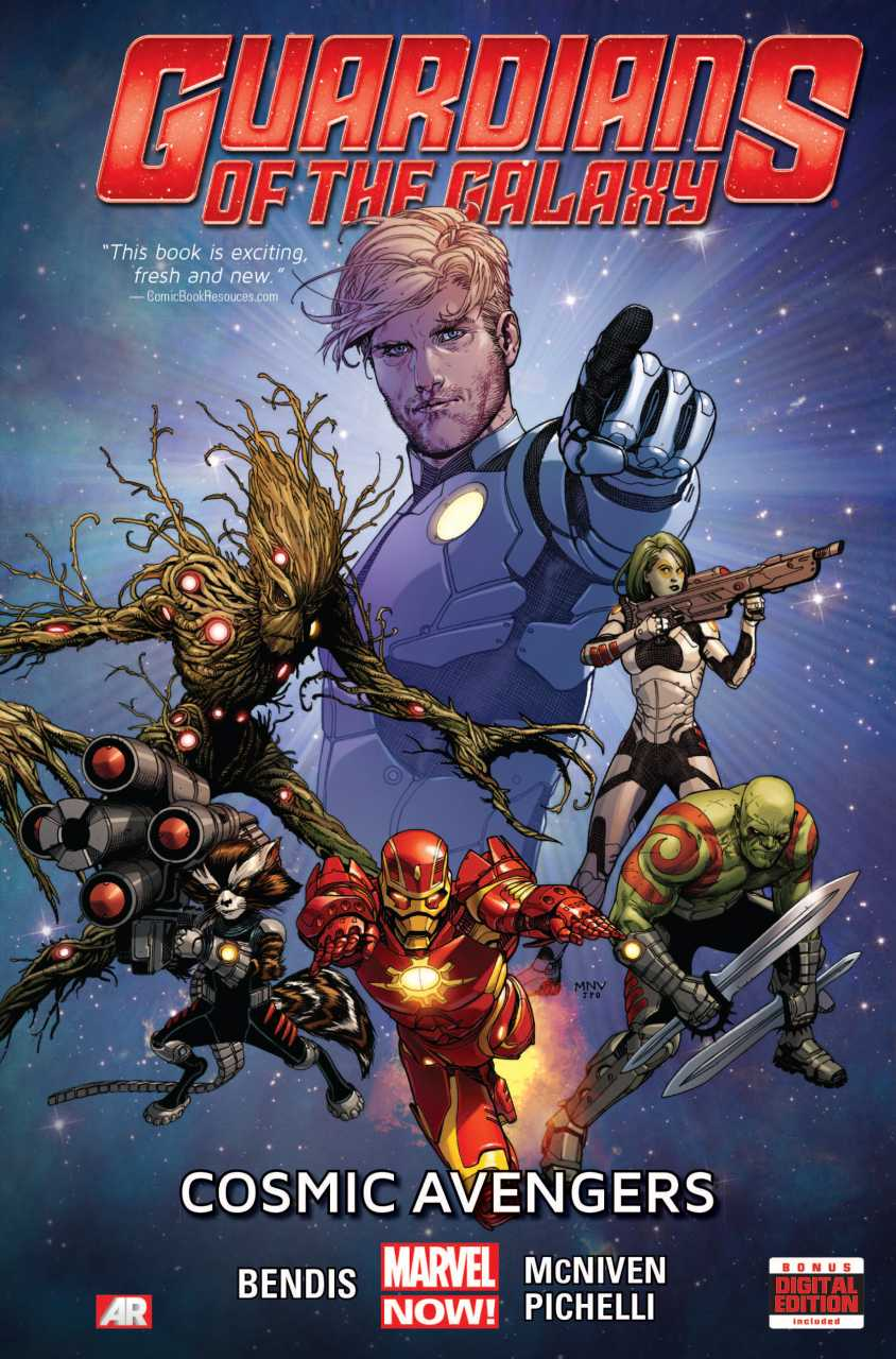 Guardians Of The Galaxy Avengers
