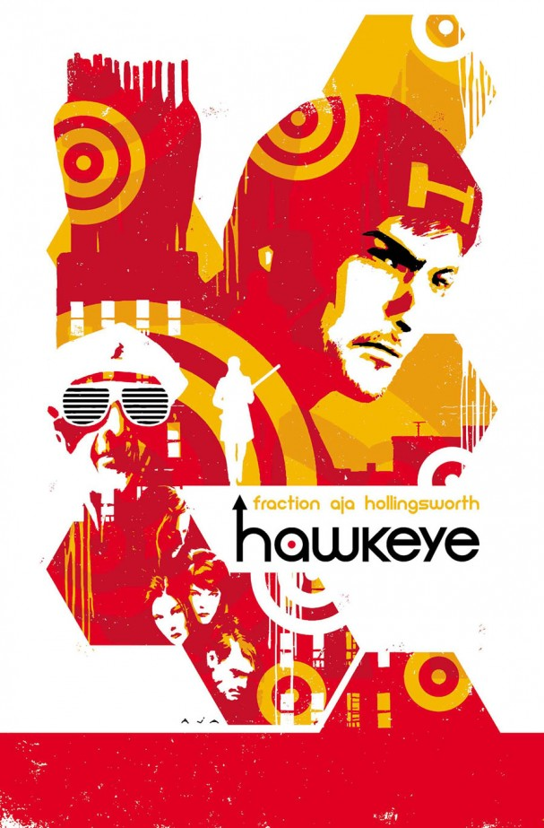 Hawkeye #21 (Marvel) - Artist: David Aja