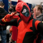 Supanova 2014 - Sydney cosplay - Deadpool